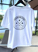 Load image into Gallery viewer, LOGO Tee in White