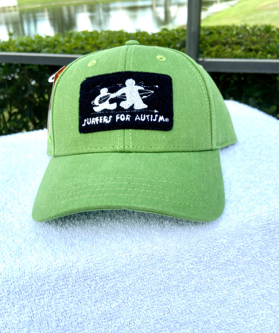 Patch Hat-Green