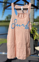 Load image into Gallery viewer, Woman's Bella Tank in Peach