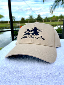 Logo Hat-Adjustable Tan