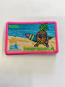 2020 Jensen Beach Event Patch