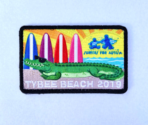 2019 Tybee Island Event Patch