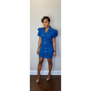 """Jade"" Denim Dress"