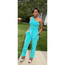 "Load image into Gallery viewer, ""Kenya"" Set - Tiffany Blue"
