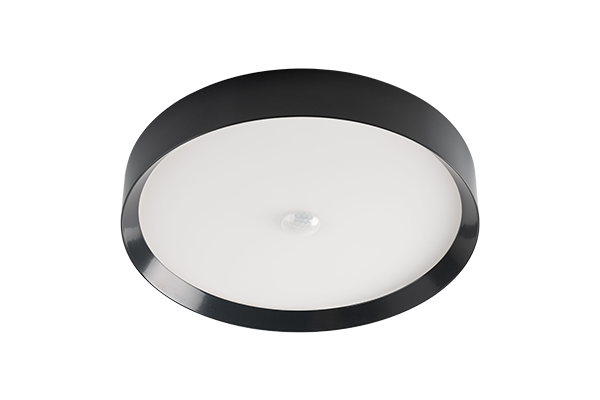 Loxone LED Ceiling Light RGBW Air Anthrazit