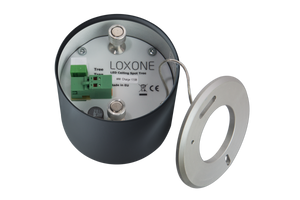Loxone LED Aufbauspot WW PWM Anthrazit