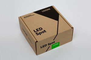 Loxone LED Spot RGBW Tree Weiß