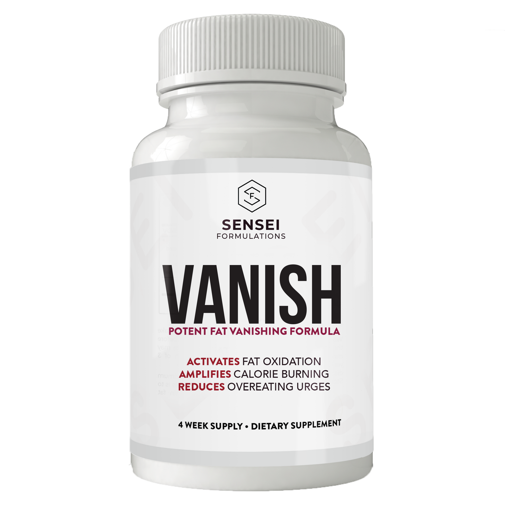 VANISH™ Potent Thermogenic Fat Burning Catalyst