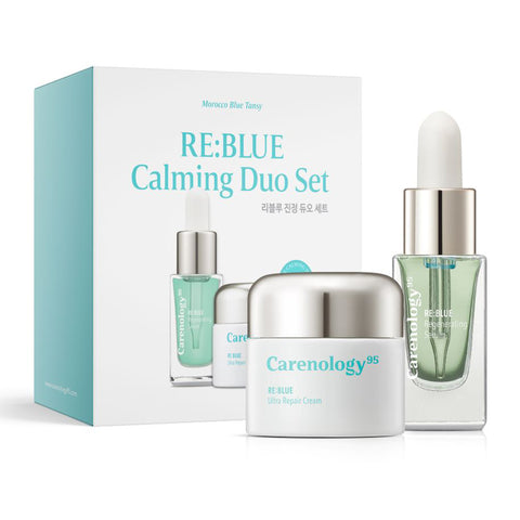 RE:BLUE Calming Duo Set 15mL+15mL