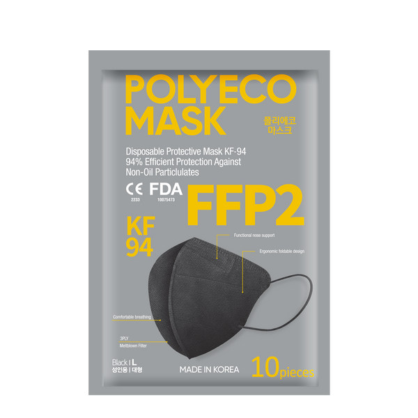 (10PCS) KF94 FFP2 FACE MASK