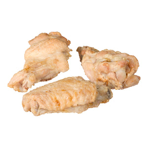 Chicken Wings - Fully cooked, unbreaded, medium size, 4kg