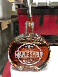 Maple Syrup - Quesnel Maple - Locally produced and bottled