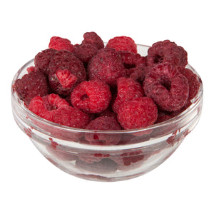 Raspberry Red, individually quick frozen, (2 bags 2.5kg each)
