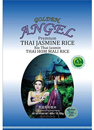 Rice - Jasmine Angels Thai (8kg)