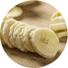 Load image into Gallery viewer, Banana Slices - Frozen 5kg (2 bags, 2.5kg ea)