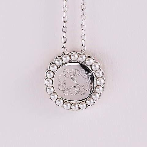 necklace modern initials brigitte push necklaces jewelry gifts personal pin and letter initial
