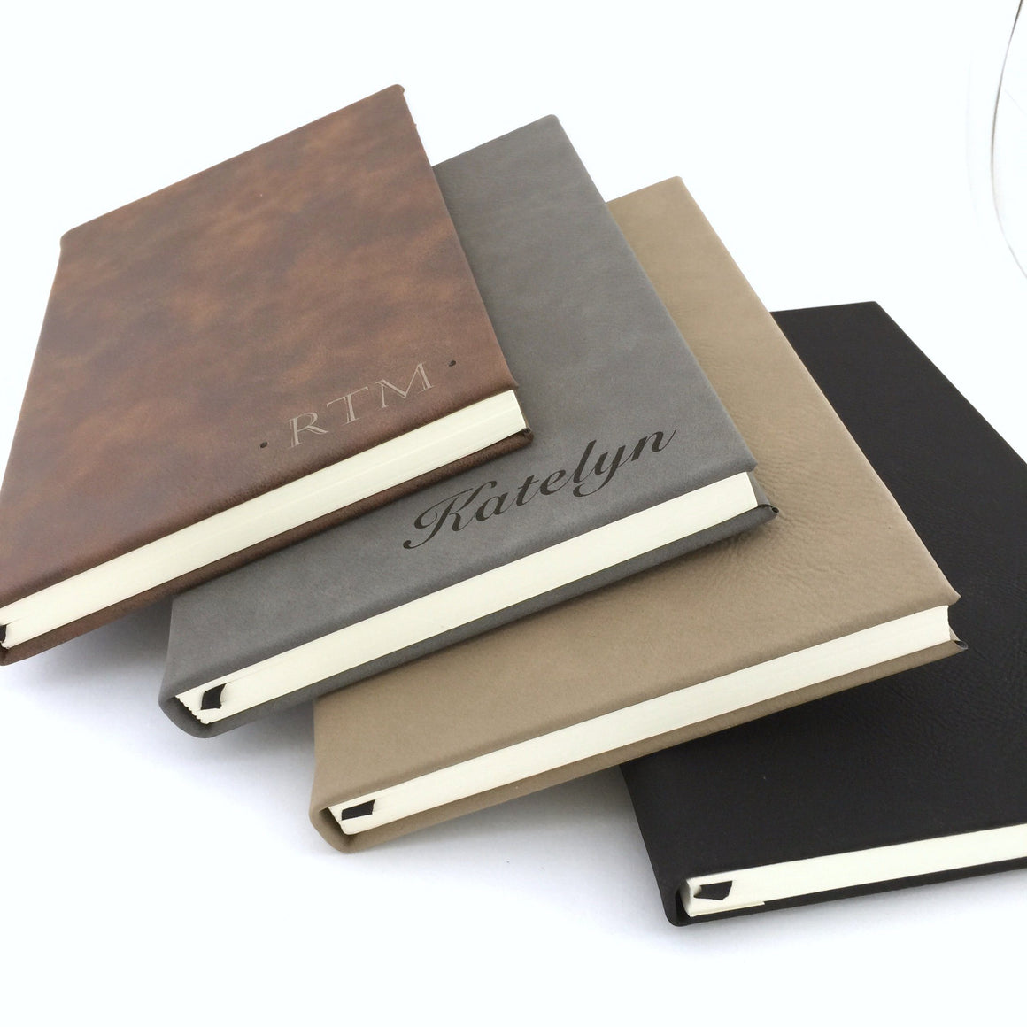 Personalized Journal Diary Engraved Lined Pages