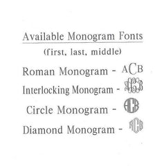 The Personal Exchange Monograms