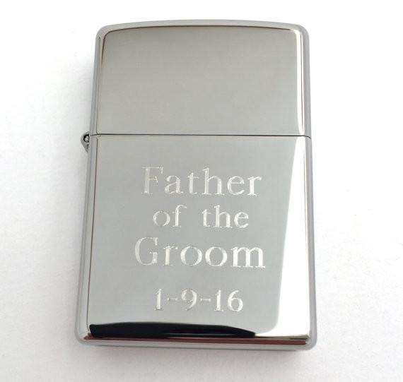 father of the groom lighter