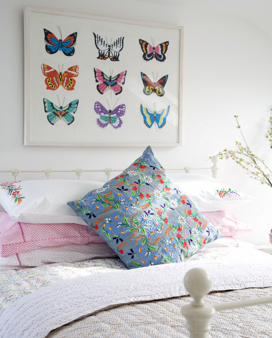 Butterfly wallhanging