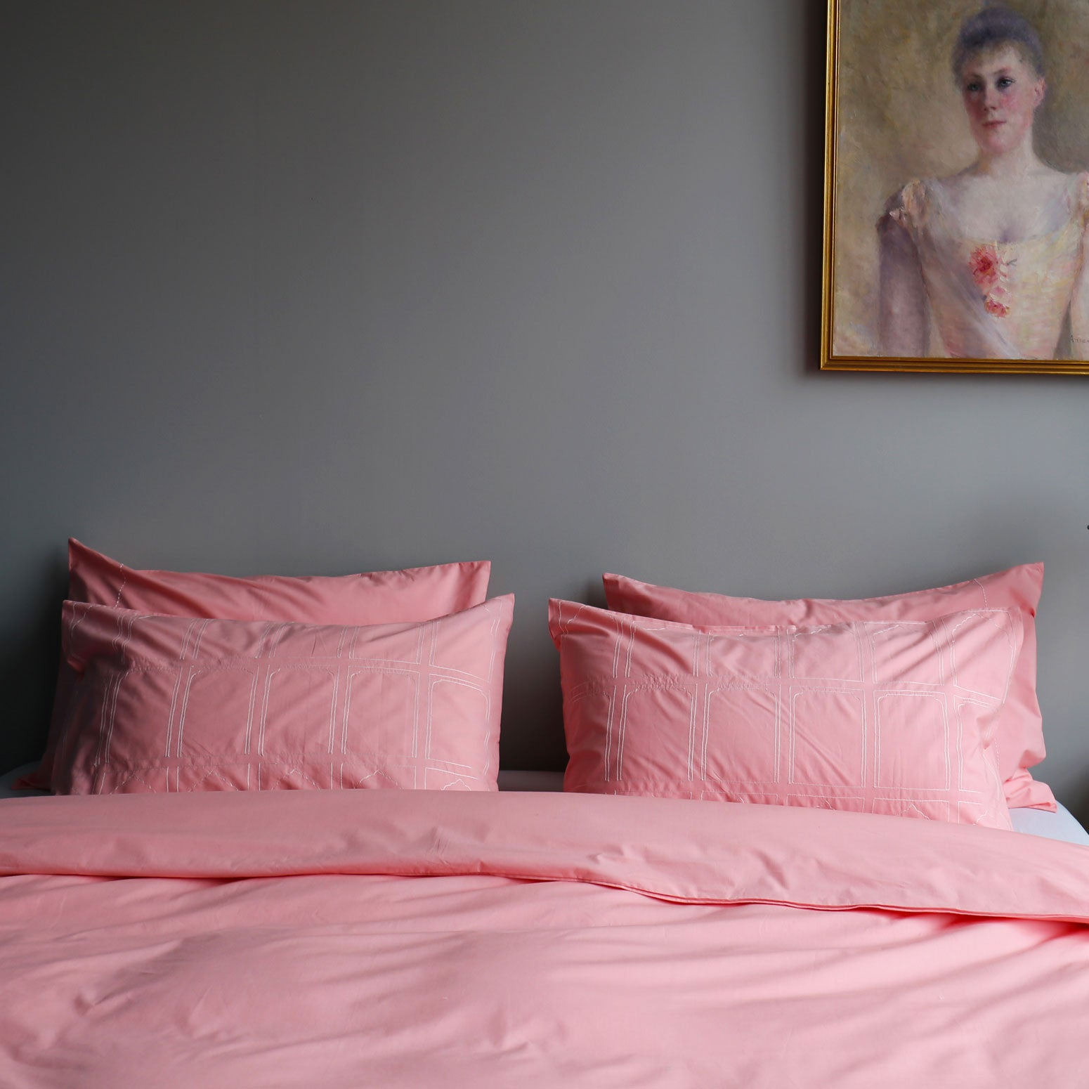 Indian Rose duvet cover