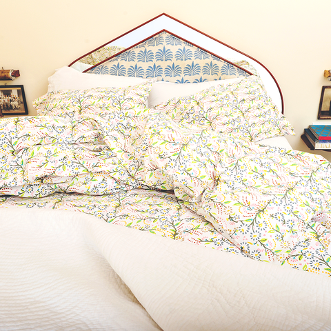 Original Floral adult bedding set