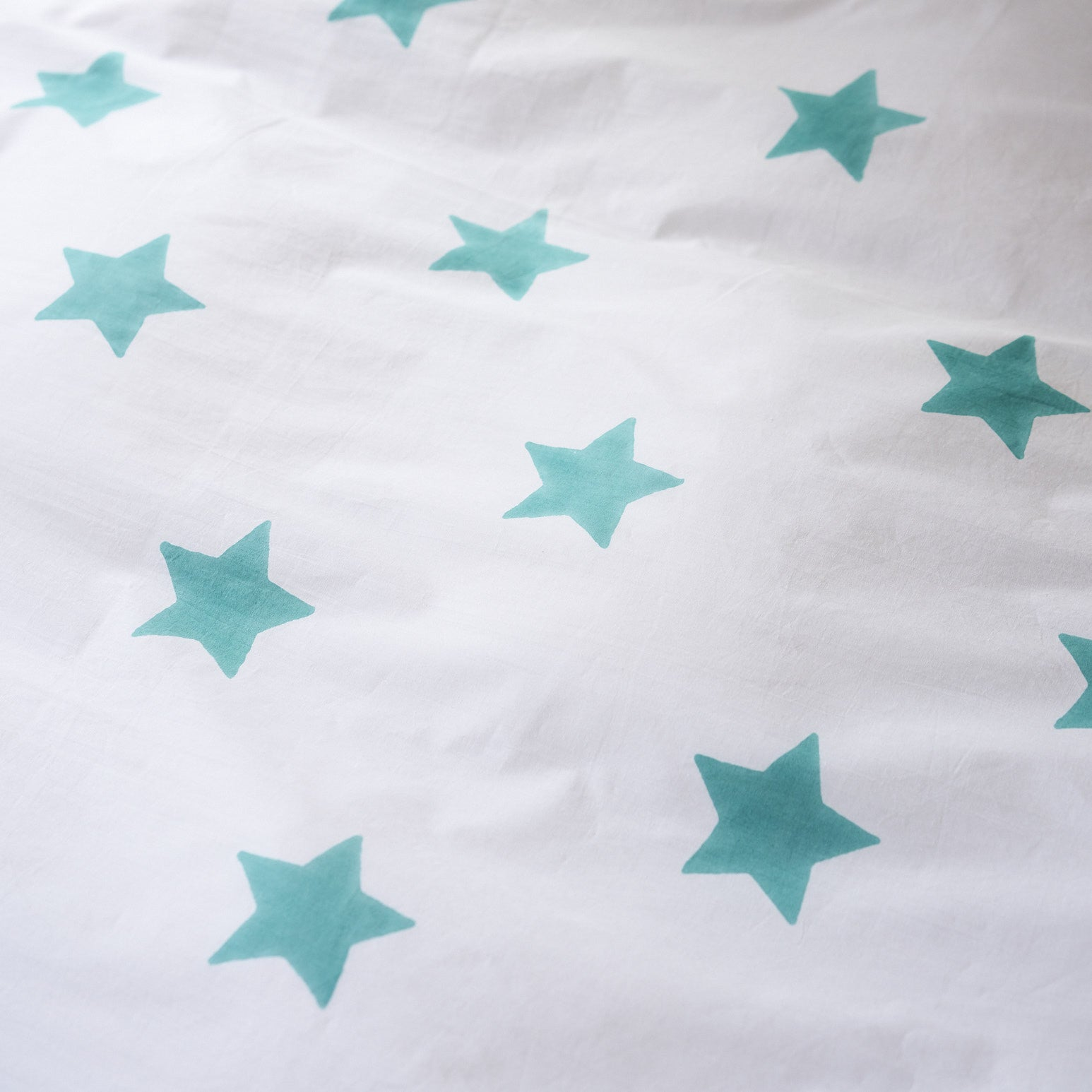 Turquoise star toddler gift bundle