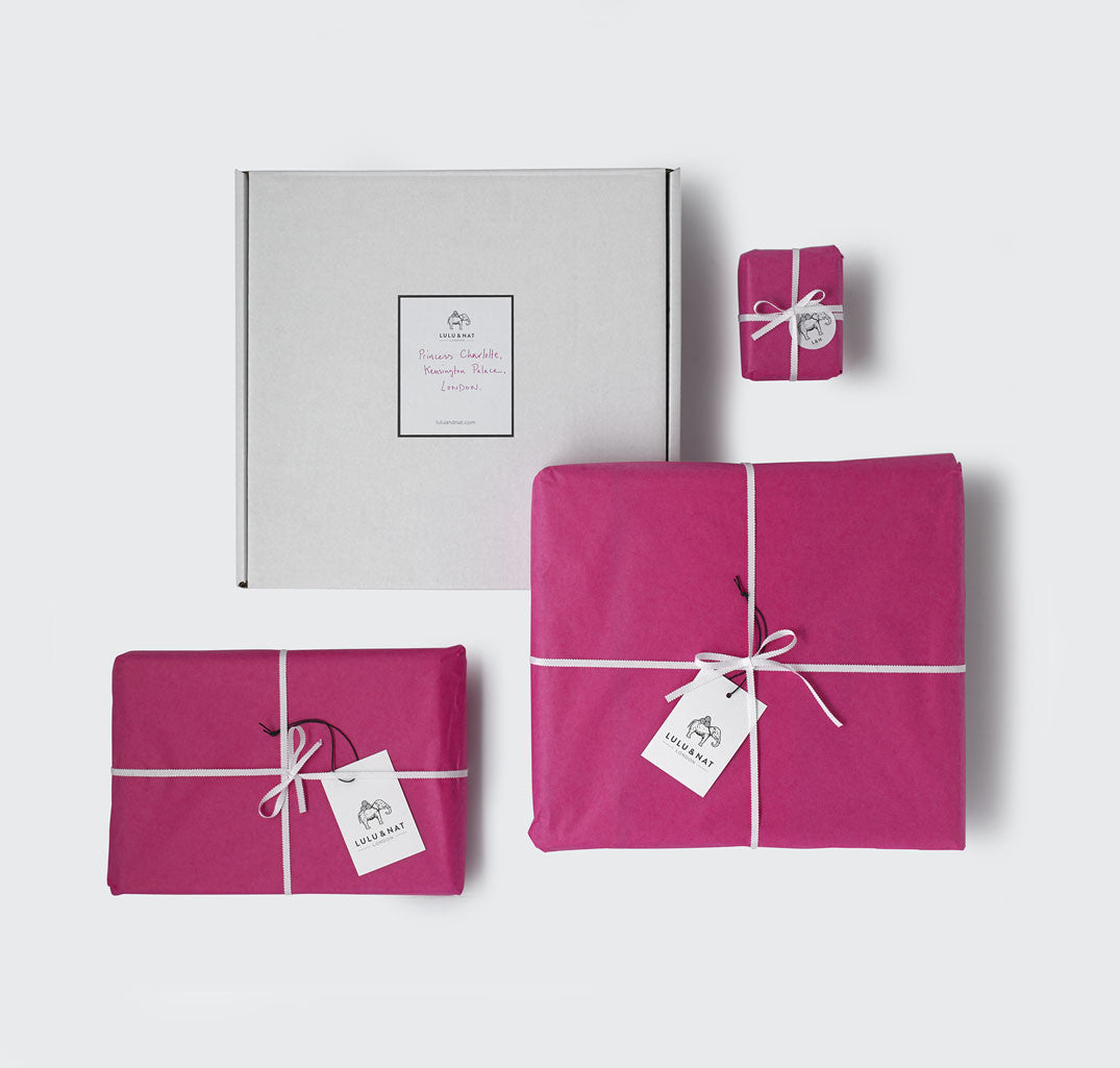 Grey stripe gift bundle