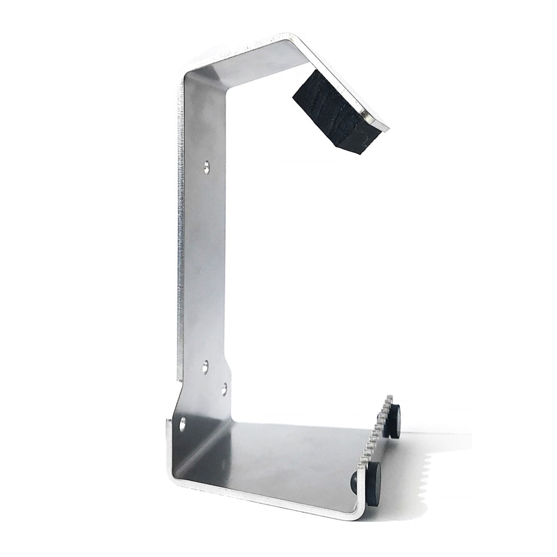 HybridPull© Sanitary Foot Door Opener. Side view. Made in Canada. DoorOpener Canada.