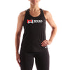 MOSSA 3D30 Women's Full Logo Nike Dri-Fit Elastika Training Tank Top