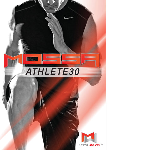 MOSSA ATHLETE30 DVD 2