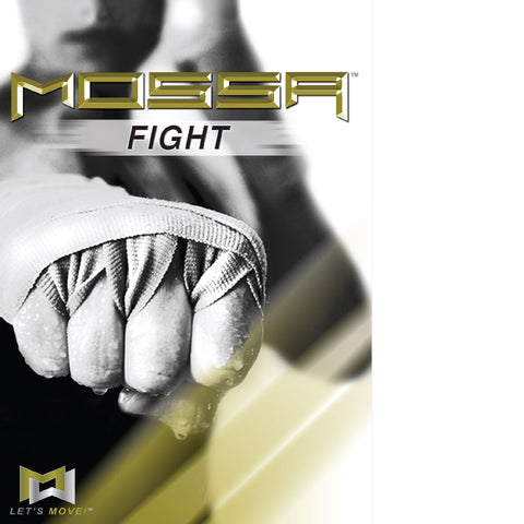 MOSSA FIGHT DVD 2