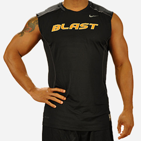 MOSSA Group Blast Men's Nike Pro Combat Fitted Sleeveless