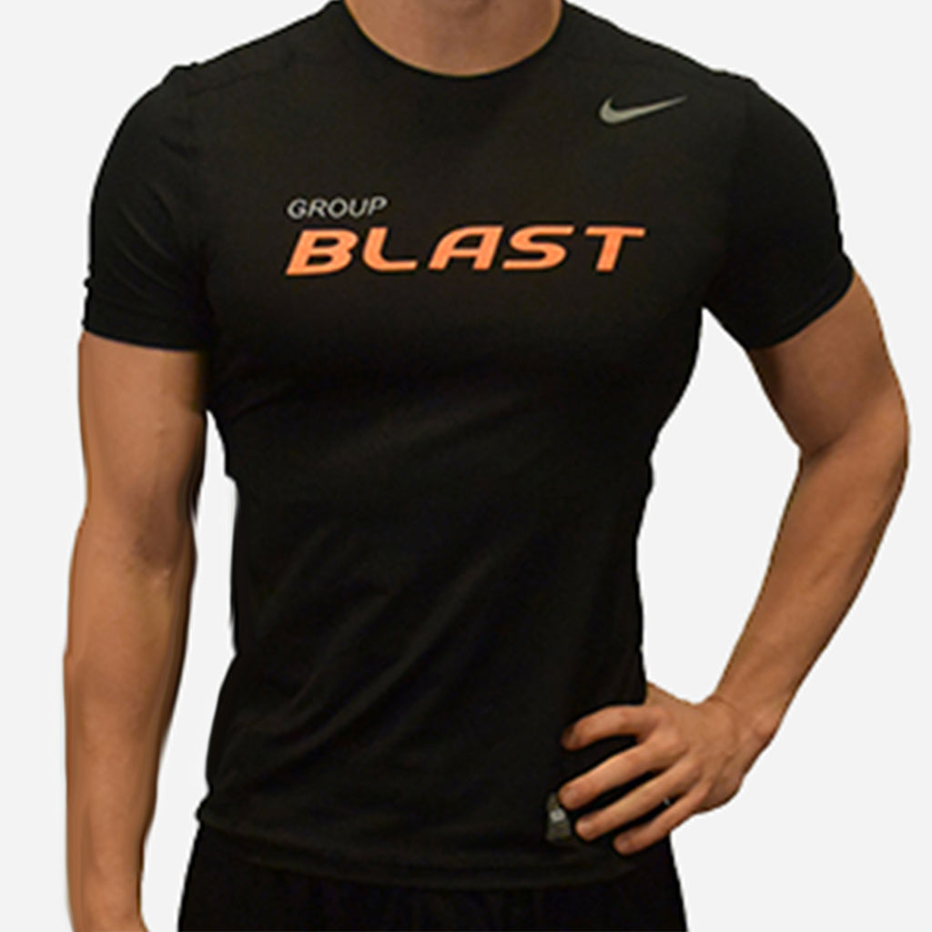 MOSSA Group Blast Men's Nike HyperCool Shortsleeve