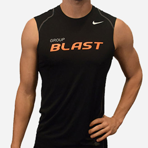 MOSSA Group Blast Men's Nike Pro Cool Sleeveless