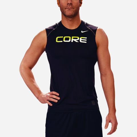 MOSSA Group Core Men's Nike Pro Fitted Sleeveless