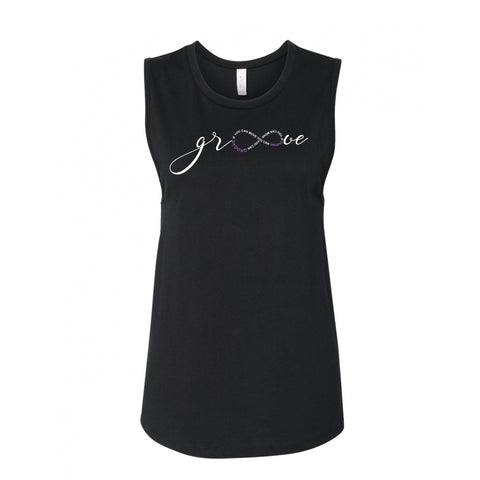 MOSSA Group Groove Women's GROOVE Bella Canvas Muscle Tank
