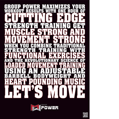 Group Power JAN18 Release