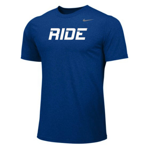MOSSA Group Ride Men's RIDE Nike Team Short Sleeve Legend Crew