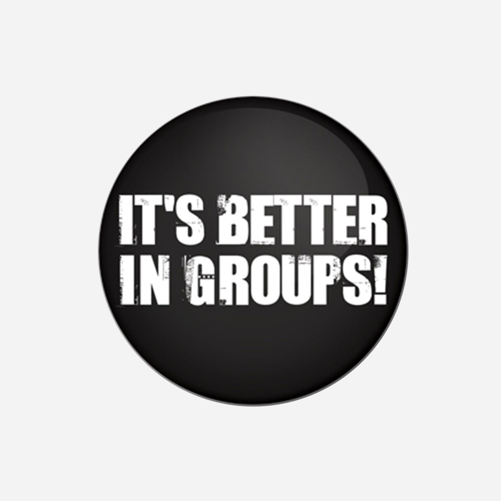 MOSSA It's Better in Groups button