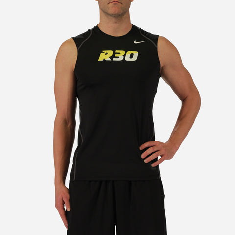MOSSA R30 Men's Nike Pro Fitted Sleeveless
