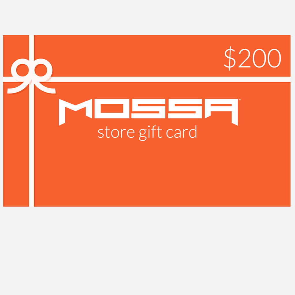 MOSSA Store $200 Gift Card
