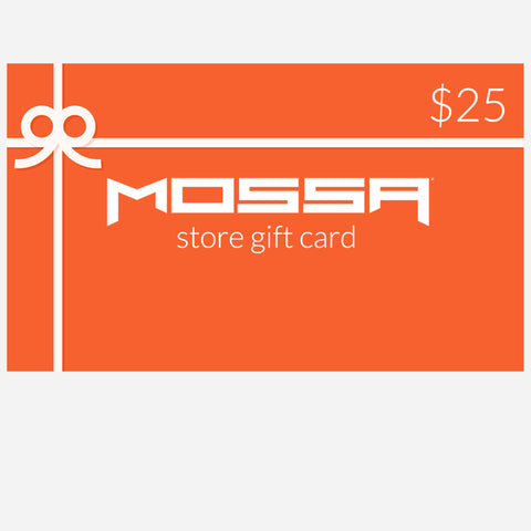 MOSSA Store $25 Gift Card