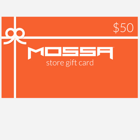 MOSSA Store $50 Gift Card