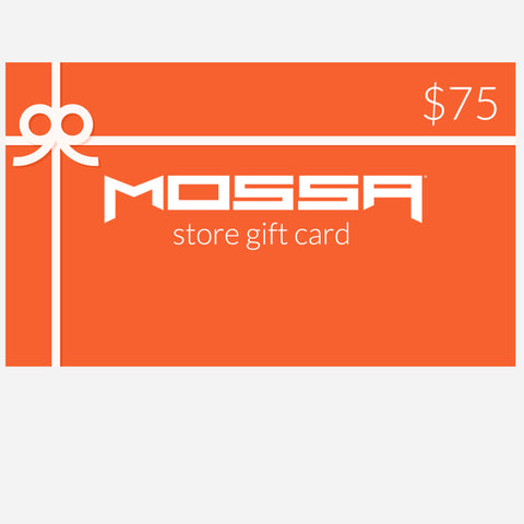 MOSSA Store $75 Gift Card