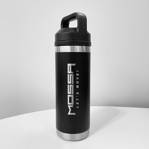 MOSSA YETI 18 oz. Rambler Water Bottle