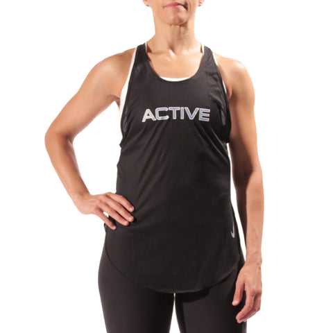 MOSSA Group Active Women's ACTIVE NCO Nike City Sleek Tank