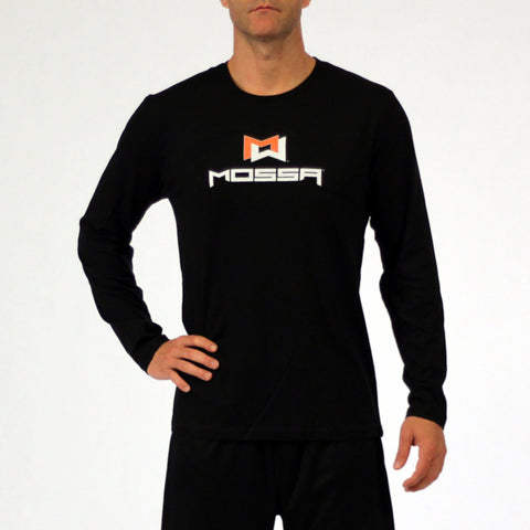 MOSSA Unisex Icon Name Longsleeve