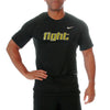MOSSA Group Fight Men's FIGHT Nike Pro HyperCool Short Sleeve