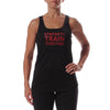 Y Strength Train Together Women's Sportek Program Name Training Tank
